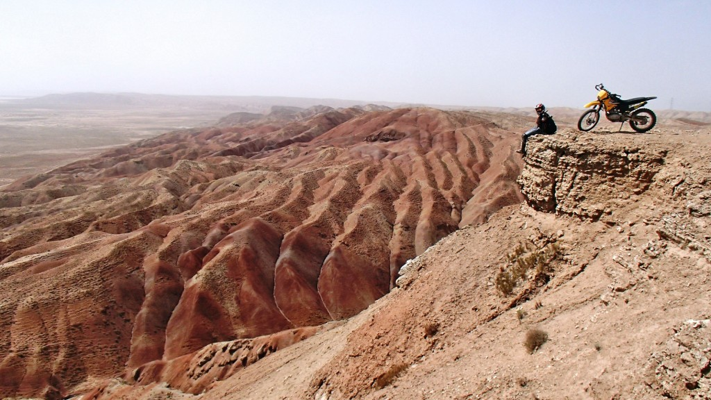 چند آفرود با موتور در منطقه نصرت آباد کرج – بهار ۱۳۹۴