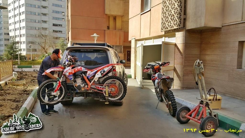 ۱۸۵ Offroad in Maranjab - 30 Bahman 1394 2016 (1)