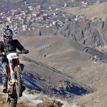 وردیج، شمال غربی تهران - زمستان 1394 - 2016