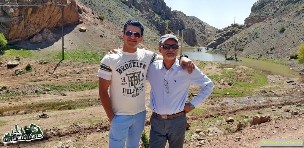 ۱۸۷ Sarbandan to Garmsar Salt mine - 03 Ordibehesht 1395 2016 (4)