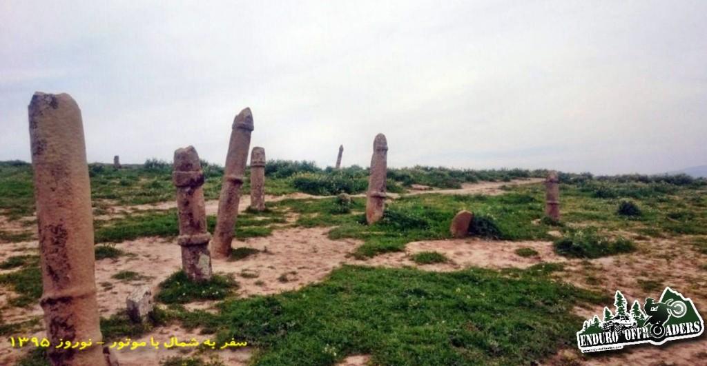 ادامه سفر به شمال با موتور – نوروز ۱۳۹۵ – بخش دوم