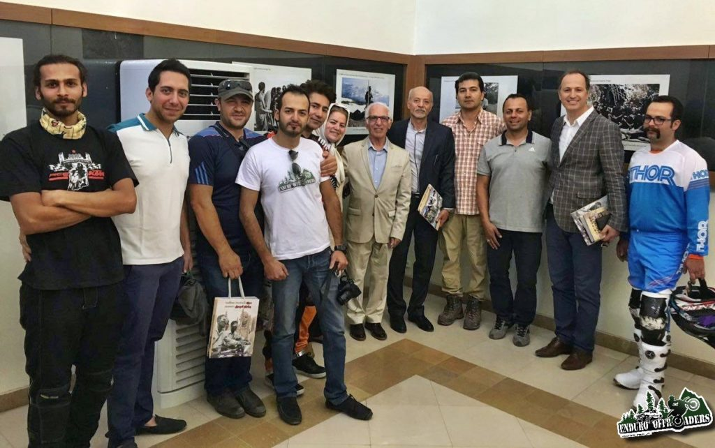 روز جهانی موزه و تجلیل از برادران امیدوار به عنوان پیشگامان جهانگردی در ایران