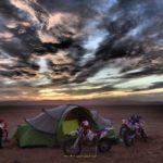 برای اولین بار در ایران ، عبور از ریگ جن با موتور : پاییز ۱۳۹۵