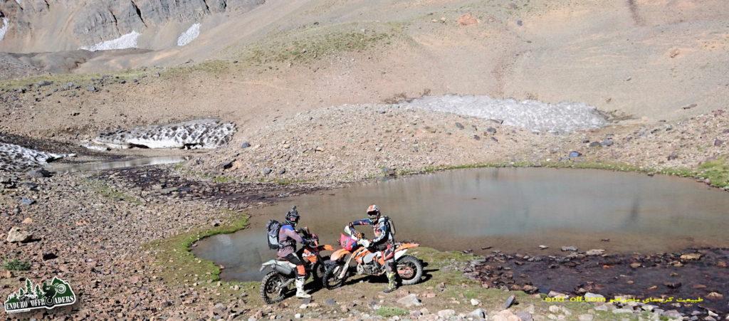 آفرودی سخت و چالش برانگیز در رشته کوههای عظیم البرز مرکزی – تابستان ۱۳۹۶