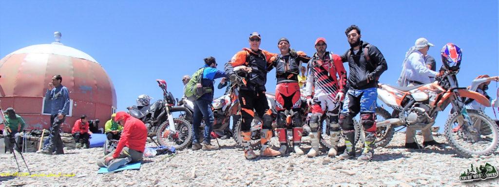 چهارمین صعود به قله توچال با موتور – تابستان ۱۳۹۶ – بخش دوم