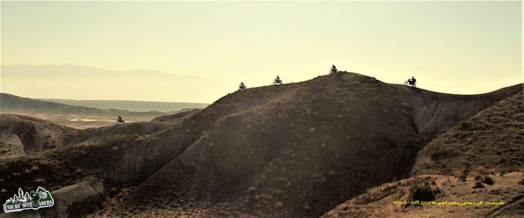 آفرود در منطقه نصرت آباد، سرزمین رنگها و شگفتی – زمستان ۱۳۹۶