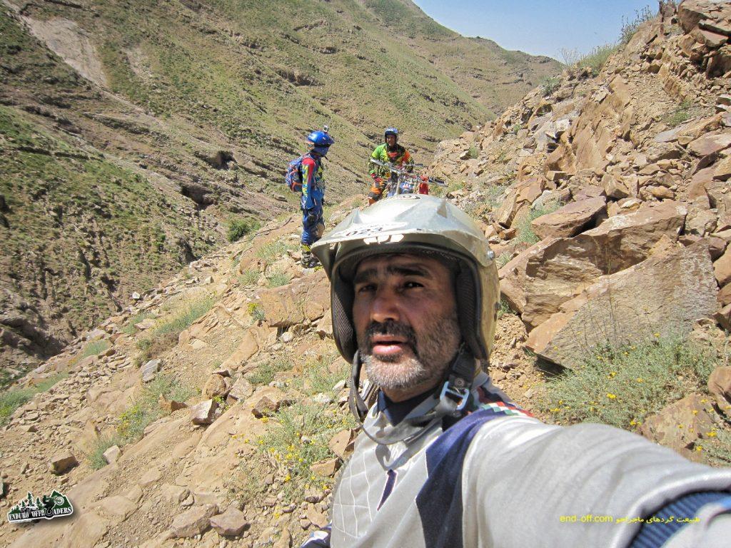 دشت هویج به قله پرسون - تابستان ۱۳۹۸