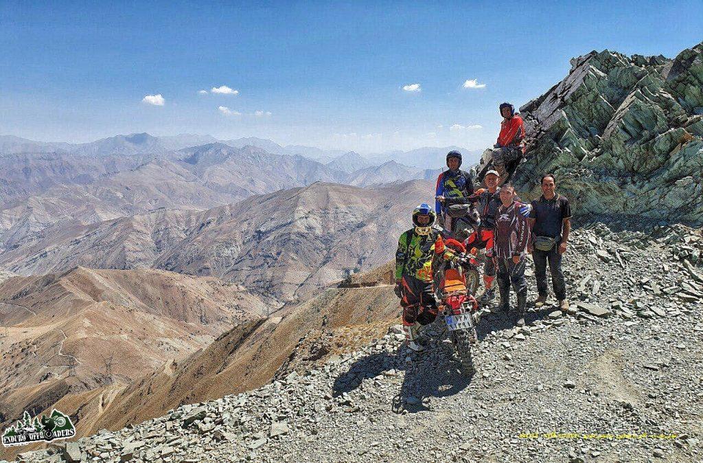 ارتفاعات سنگان، شمال غربی تهران – تابستان ۱۳۹۸