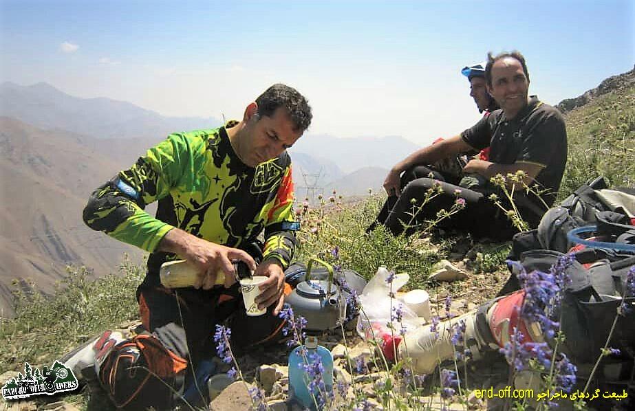 ارتفاعات سنگان - تابستان 1398