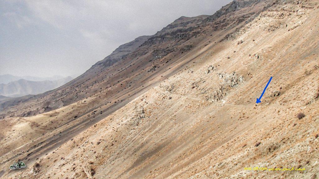 ارتفاعات وردیج و واریش – آبان ۱۳۹۸
