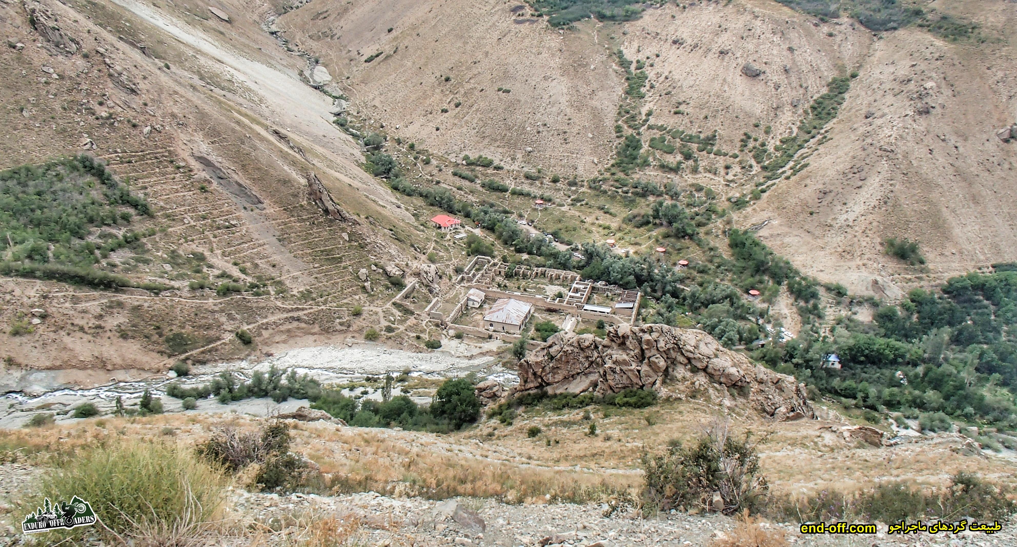 کاخ ناصرالدین شاه در شهرستانک - تابستان 1399 2020