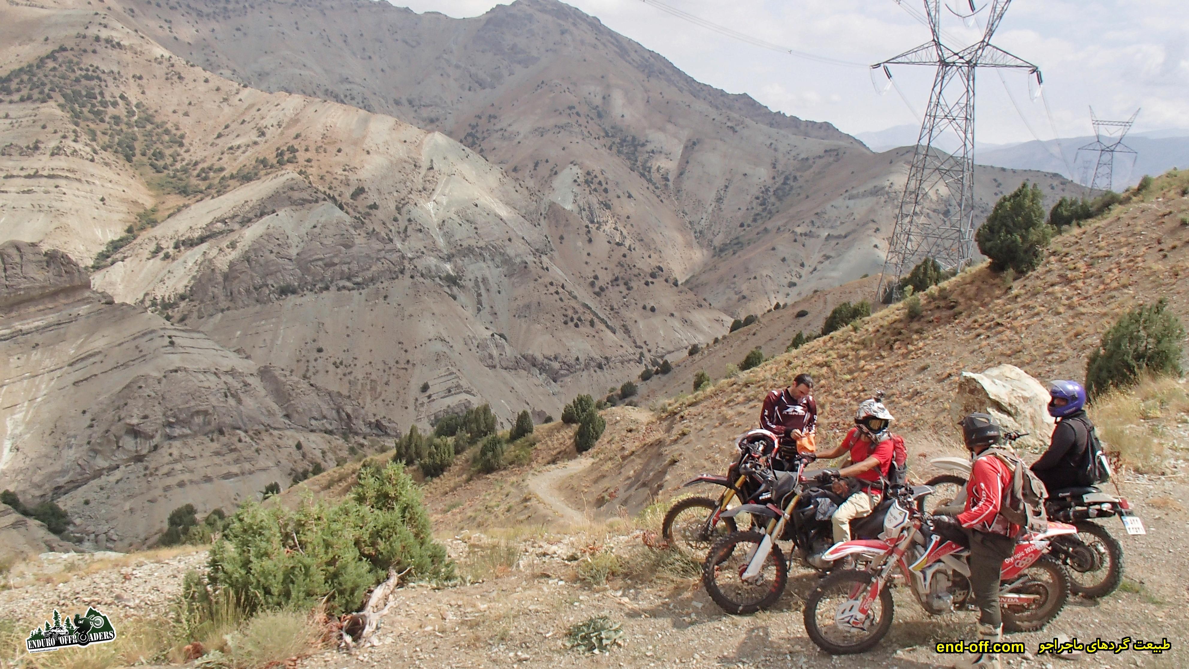 مسیر سنگان به شهرستانک - تابستان 1399 2020