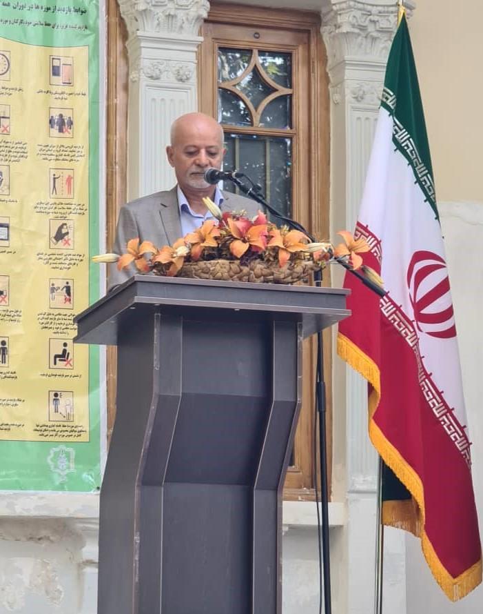 سخنرانی سروش مطهر در موزه برادران امیدوار - ششم مهرماه 1399