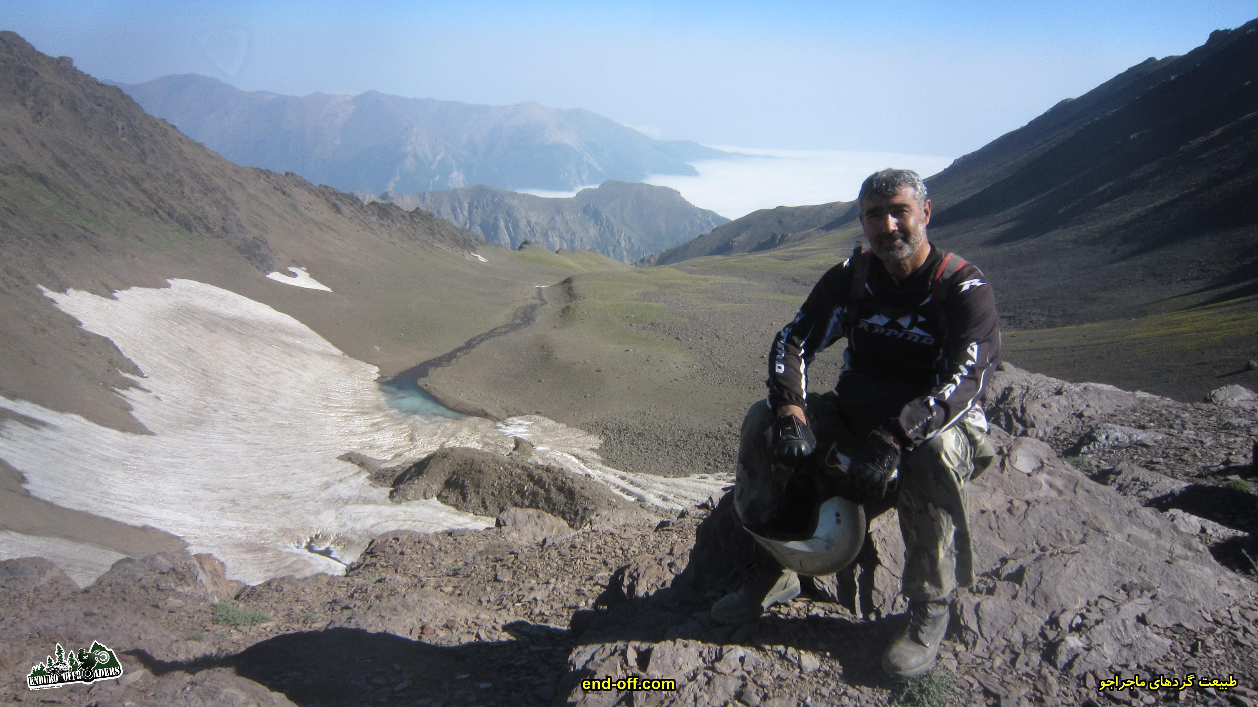 سیالان با موتور برای اولین بار در ایران - تابستان 1399