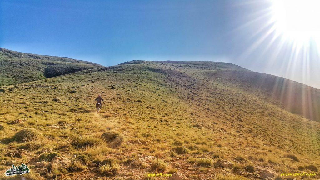 آربی امیریان در کوههای روستای چناقچی - بهار 1400 - 2021