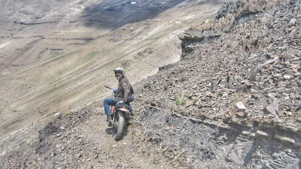 حسن فیوضی - مسیر امامزاده داوود تا قله توچال - بهار 1400 -2021