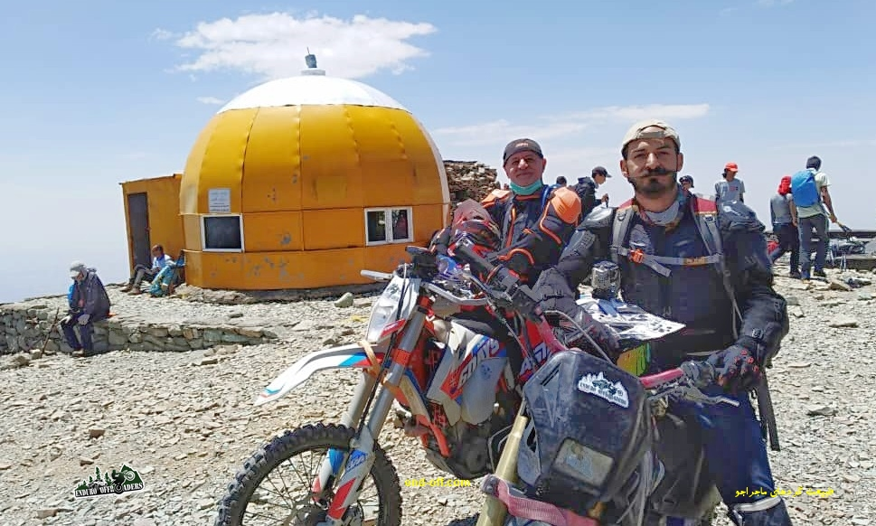 پناهگاه قله توچال - تابستان 1400 - 2021