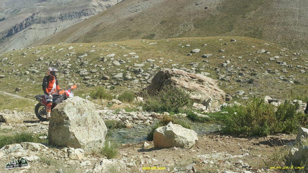 در مسیر قله توچال از مسیر جبهه شمال غربی - تابستان 1400 - 2021