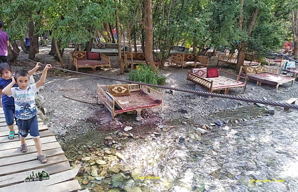 اقامتگاه مازون در حوالی شهرستانک - تابستان 1400 - 2021